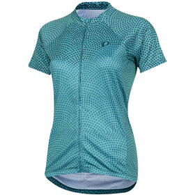 PEARL iZUMi Select Escape Graphic maglietta a maniche corte Donna turchese